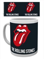 The Rolling Stones Logo Mug | Merchandise