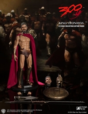 "300 - King Leonidas 12"" 1:6 Scale Action Figure"