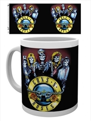 Guns n Roses Skeletons Mug | Merchandise