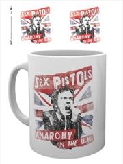 Sex Pistols Union Jack Mug | Merchandise