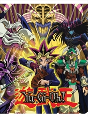 Yu-Gi-Oh! And The Monsters