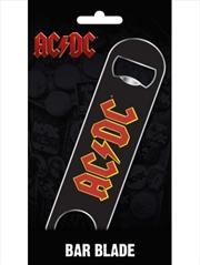 ACDC Logo Bar Blade | Miscellaneous