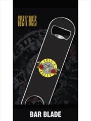Guns n Roses Bar Blade | Miscellaneous