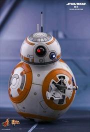 Star Wars - BB-8 Episode VIII The Last Jedi 1:6 Scale Action Figure | Merchandise