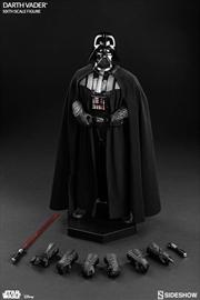 "Star Wars - Darth Vader Deluxe 12"" 1:6 Scale Action Figure | Merchandise"
