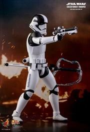 "Star Wars - Executioner Trooper Episode VIII The Last Jedi 12"" 1:6 Scale Action Figure | Merchandise"