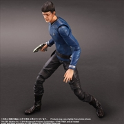 Star Trek - Spock Play Arts Action Figure | Merchandise