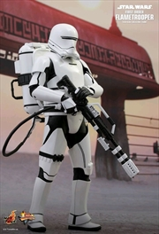 """Star Wars - First Order Flametrooper Episode VII The Force Awakens 12"""" 1:6 Scale Action Figure 
