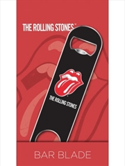 The Rolling Stones Bar Blade | Miscellaneous