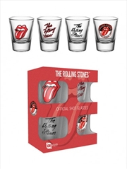 The Rolling Stones Mix Shot Glasses | Miscellaneous