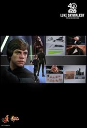 "Star Wars - Luke Skywalker Episode VI Return of the Jedi 12"" 1:6 Scale Action Figure"