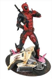 Deadpool - Deadpool Taco Truck PVC Diorama | Miscellaneous