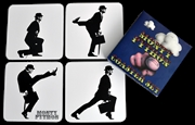Monty Python - Silly Walk Coaster Set | Merchandise