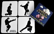 Monty Python - Silly Walk Coaster Set