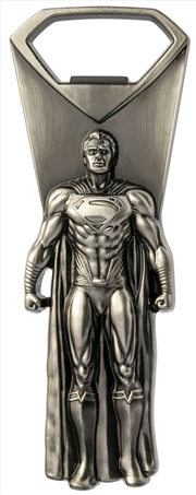 Batman v Superman: Dawn of Justice - Superman Bottle Opener | Merchandise