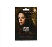 The Twilight Saga: New Moon - Prop Replica Bella's Crest Ring | Apparel