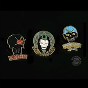 Suicide Squad - Lapel Pin Set #1 | Merchandise