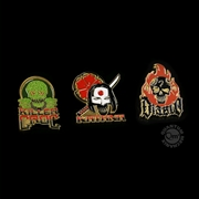 Suicide Squad - Lapel Pin Set #2 | Merchandise