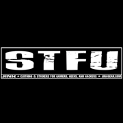 J!nx - STFU Sticker