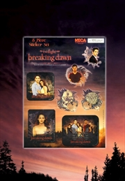 The Twilight Saga: Breaking Dawn - Part 1 - Sticker Set Assorted Designs
