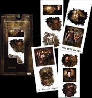 The Twilight Saga: New Moon - Sticker Set Reusable Textured Dream