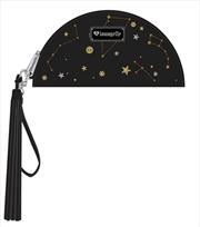 Loungefly - Stars Circle Zip-Around Wallet