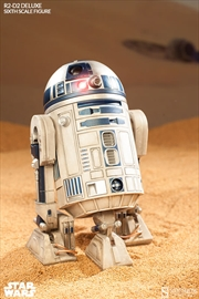 "Star Wars - R2-D2 12"" 1:6 Scale Action Figure 