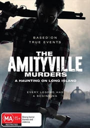 Amityville Murders, The | DVD