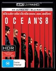 Ocean's 8 | Blu-ray + UHD