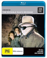 Invisible Man's Revenge, The
