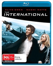 International, The | Blu-ray