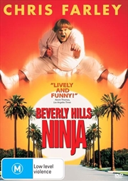 Beverly Hills Ninja | DVD