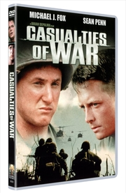 Casualties Of War | DVD