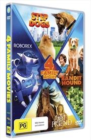 Step Dogs/Roborex/Best Friend/Bandit Hound | DVD