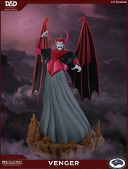Dungeons & Dragons - Venger 1:4 Scale Statue