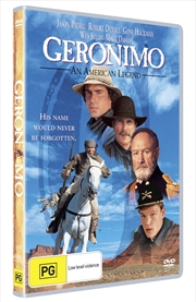 Geronimo | DVD
