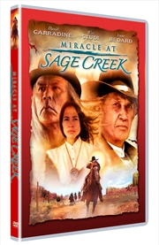 Miracle At Sage Creek | DVD