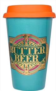 Fantastic Beasts - Butterbeer Gold Electroplated Keep Cup | Merchandise
