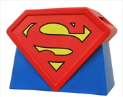 Superman - Ceramic Logo Cookie Jar | Homewares