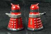 Doctor Who - Dalek Salt & Pepper Shaker Set | Homewares