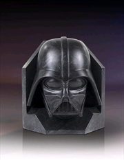 Star Wars - Darth Vader Stoneworks Marble Bookend | Homewares
