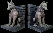Game of Thrones - Dire Wolf Crypt Totem Bookends