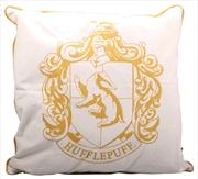 Harry Potter - Hufflepuff Crest Cushion