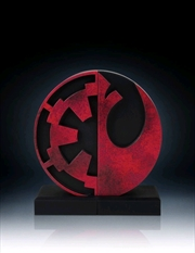 Star Wars - Imperial / Rebel Bookends