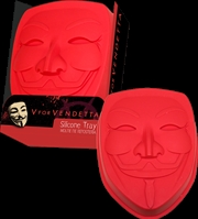 V for Vendetta - Mask Silicone Cake Mould | Homewares