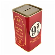 Harry Potter - Platform 9 3/4 Tall Money Box