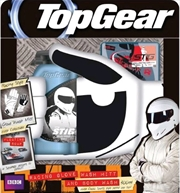 Top Gear - Racing Glove Wash Mitt, Soap and Gel