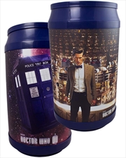 Doctor Who - TARDIS & Dalek Talking Bin