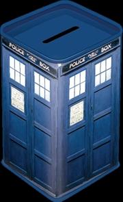 Doctor Who - TARDIS Money Box