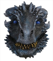 Game of Thrones - White Walker Dragon Mask s07 | Apparel